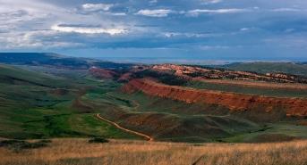 Vivid Wyoming. Photo: Dave Burleson