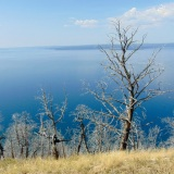 Yellowstone Lake.