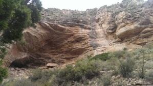 Solstice Cave.