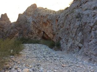 The Millenium Cave.