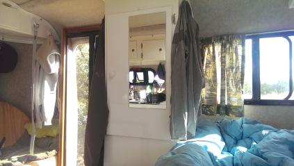 $6.99 IKEA mirror.