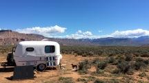 Camp 4, southern Utah.