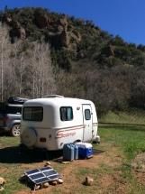 Camp 5, central Utah.