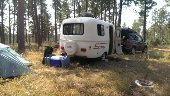 Camp 2, South Dakota.